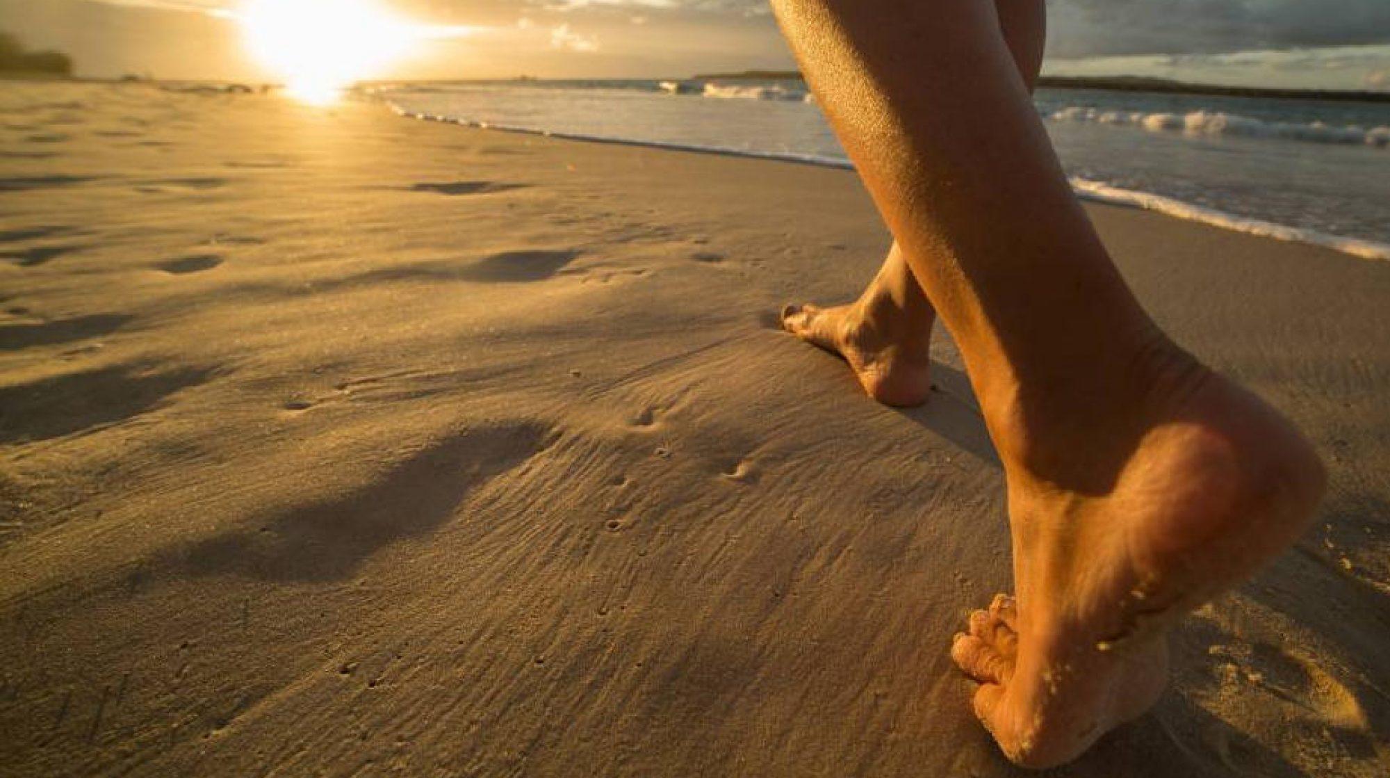 Barefoot Warrior